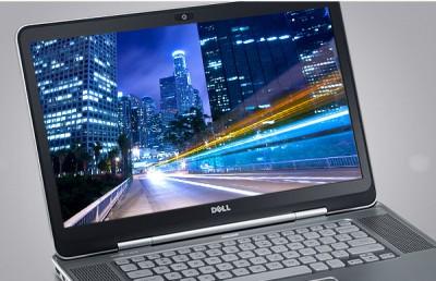 Тонкий ноутбук Dell XPS 15z