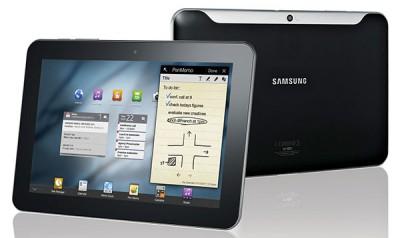 Samsung Galaxy Tab 8.9 воочию