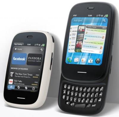 HP Veer 4G в продаже с 15 мая