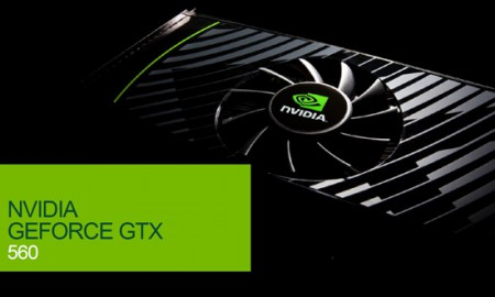 NVIDIA GeForce GTX 560 крепкий середнячок