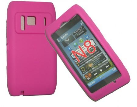 Розовый Nokia N8