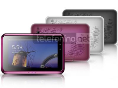 Android планшет Alcatel OneTouch T60