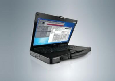 Panasonic Toughbook CF-53 - прочный ноутбук