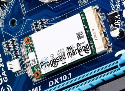Gigabyte GA-Z68P-DS3 с поддержкой mSATA SSD