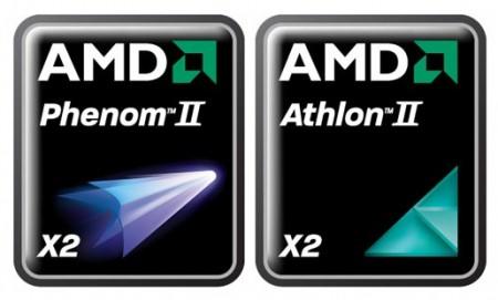 Новые Athlon II и Phenom II на 4 ядра