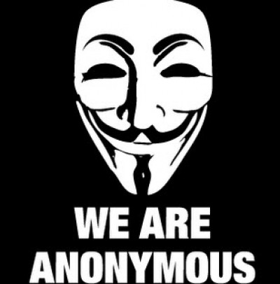 Sony подозревает группу анонимусов