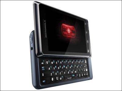 Motorola Droid 3 в подробностях