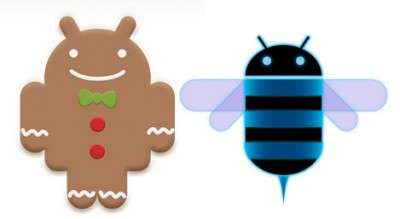 ОС Android Honeycomb без Gingerbread