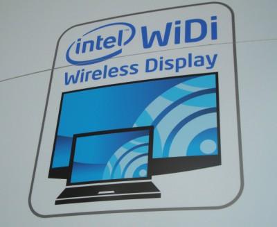 Поддержка защищенных DVD и Blu-ray Intel WiDi