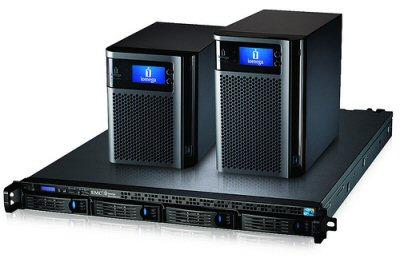 NAS Iomega StorCenter PX Series - производительность бизнес-класса