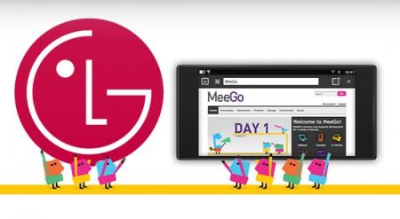 Прототипы смартфонов и планшетов на базе MeeGo от LG