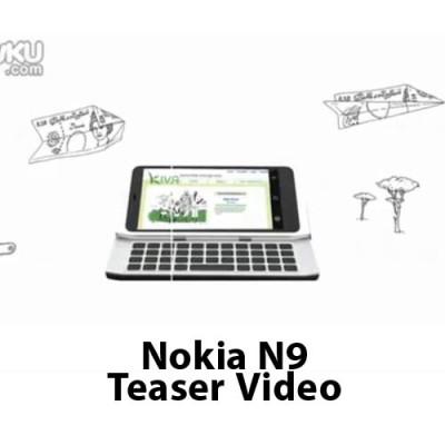 MeeGo смартфон Nokia N9
