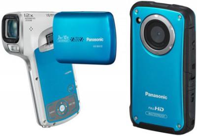 Три компактных камкордера с поддержкой Full HD от Panasonic
