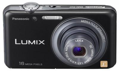 Panasonic Lumix DMC-FH7 с сенсорным экраном