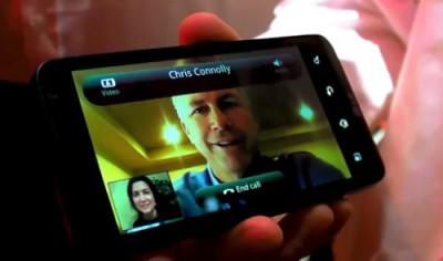 LG Revolution LTE смартфон