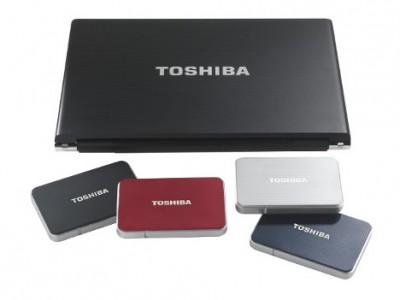 Внешние USB 3.0 винчестеры Toshiba STOR.E EDITION