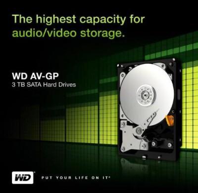 2,5 ТБ и 3 ТБ жесткие диски от Western Digital