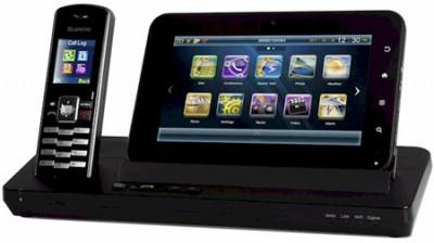 Мультимедийный VoIP-телефон AMOR 8218 от Leadtek
