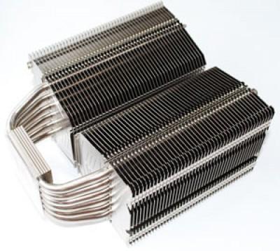 Чёрная версия CPU кулера Megahalems от Prolimatech