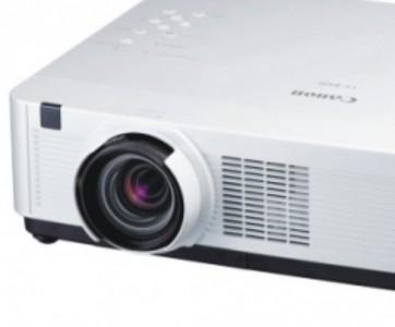 Canon LV-8320 - флагманская модель ультрапортативного проектора