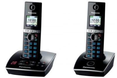Panasonic KX-TG8051RU и KX-TG8061RU работают без электричества