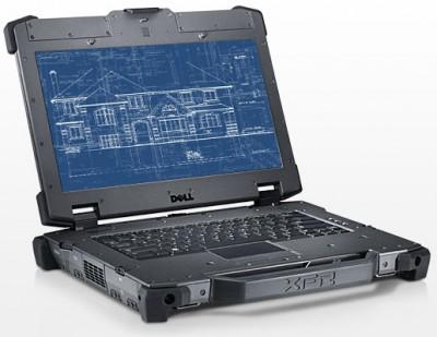 Прочные ноутбуки Dell Latitude E6420 XFR и E6420 ATG