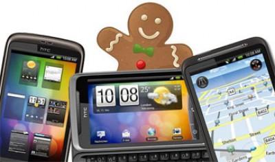 Обновление Android 2.3 Gingerbread для HTC Desire выйдет несмотря ни на что