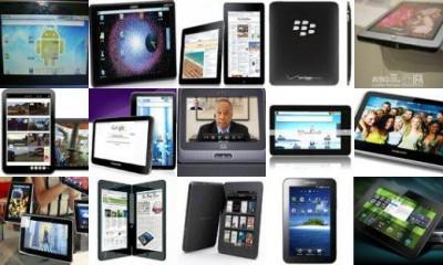 Российский рынок планшетных компьютеров за первый квартал