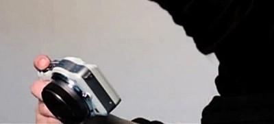 Panasonic Lumix GF3 - самая компактная камера в серии GF