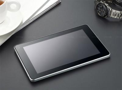 Huawei MediaPad стал первым 7