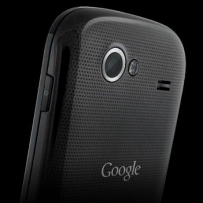 Google Nexus 4G с монструозным тачсрином