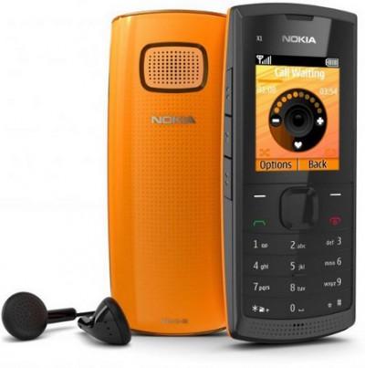 Nokia X1-01 на две SIM уже в России