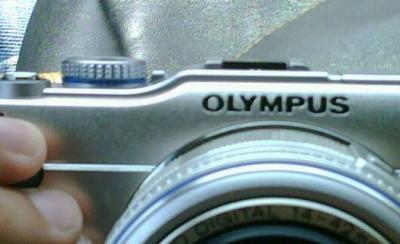 Micro 4/3 камера Olympus E-P3