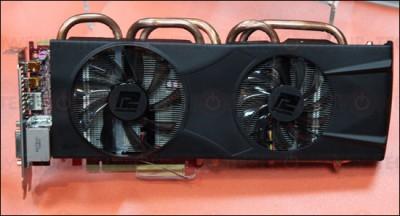 Radeon HD 6870 X2 на двух чипах Barts от PowerColor