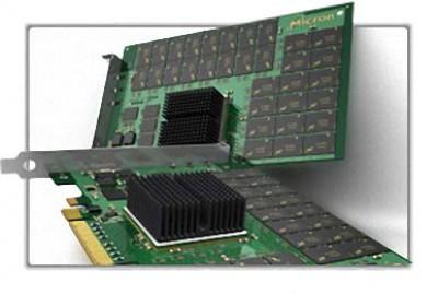 SSD со скоростью чтения 3 ГБ/с разработка Micron
