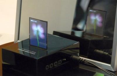 Недорогие a-Si AMOLED дисплеи для смартфонов от RiTdisplay