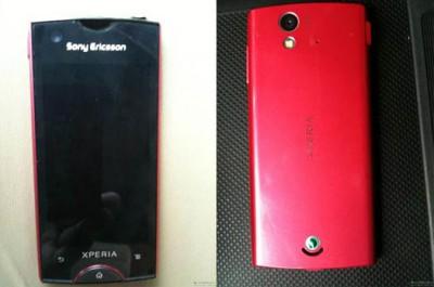 Android смартфон Sony Ericsson ST18i