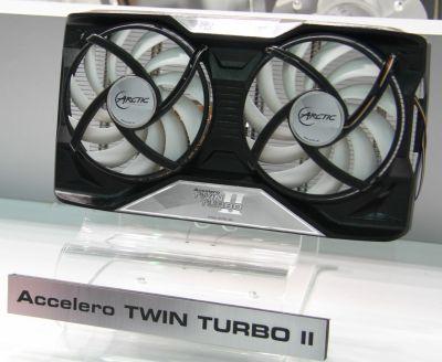 VGA кулер Accelero Twin Turbo II