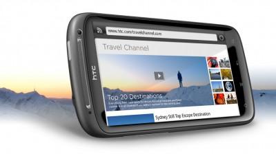 Флагманский смартфон HTC Sensation в России