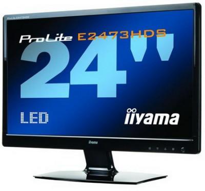 Серия мониторов ProLite от iiyama расширилась новыми моделями