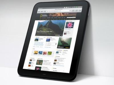 HP TouchPad в продаже с 1 июля, официально.