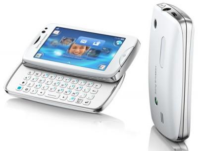 Sony Ericsson txt pro идеален для социалок