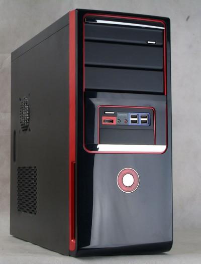 Компьютерные корпуса HKC 7041DD и 7041DR разнообразят внешний вид офисного технического парка