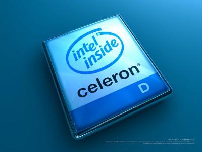 Celeron M 857 с низким энергопотреблением