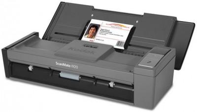 Kodak ScanMate i920 - цветной двусторонний сканер