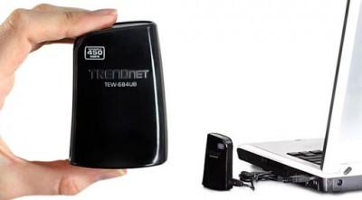 Двухдиапазонный TRENDnet TEW-684UB