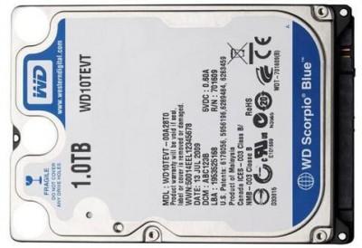 Western Digital: компактные терабайтовые винчестеры с двумя подвижными дисками