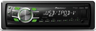 Оригинальный тандем Pioneer DVH-330UB и DVH-P430UB с DVD, USB и iPhone