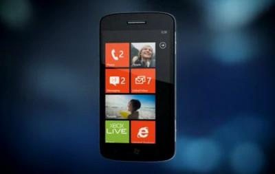 Смартфоны-претенденты от Samsung, Acer, ZTE и Fujitsu для работы с Windows Phone Mango
