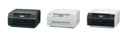 Удобное МФУ Panasonic KX-MB1500RU компактных размеров